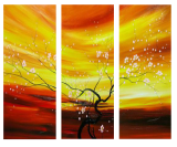Premium Multipanel Oil Painting 588