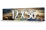 Custom Canvas Prints - Panoramic Canvas - 36 x 12