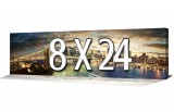 Custom Canvas Prints - Panoramic Canvas - 24 x 8